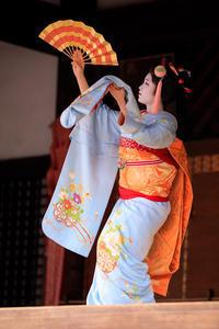 千本釈迦堂・節分祭(上七軒市ぎくさん、市梅さん) - 花景色-K.W.C. PhotoBlog