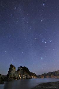 第26回鳥取市さじアストロパーク星景写真コンテスト / 1席 - 遥かなる月光の旅