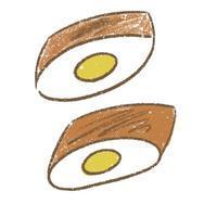 油揚げ袋 - たなかきょおこ-旅する絵描きの絵日記/Kyoko Tanaka Illustrated Diary