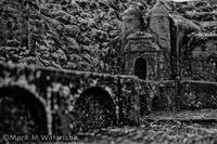 熊本動植物園に在る廃墟 - Mark.M.Watanabeの熊本撮影紀行