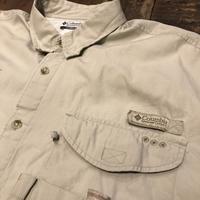 Columbia フィッシングシャツ!! - Clothing&Antiques Fun