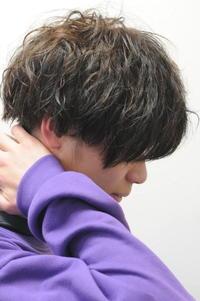 メンズショートマッシュ - blanc.hair  髪とコネタ
