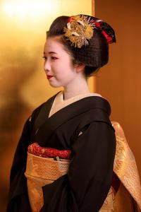 先笄の時(祇園甲部小衿さん) - 花景色-K.W.C. PhotoBlog