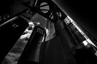 Monochrome architecture - The collection of photograph