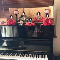 もうすぐ雛祭り - エミュアールスタッフブログ