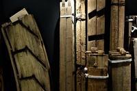 水車板素材の力 - SOLiD「無垢材セレクトカタログ」/ 材木店・製材所 新発田屋(シバタヤ)
