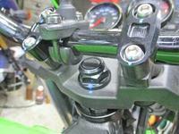 T木サン号 ZRX1200ダエグのメンテ&車検取得が完了・・・!(^^)! (Part2) - バイクパーツ買取・販売&バイクバッテリーのフロントロウ!