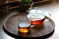 ミントティーと文旦と養生 - 満足満腹 お茶とごはん2