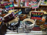 人気商品が大量に復活しました! - 上野 アメ横 ウェスタン&レザーショップ 石原商店
