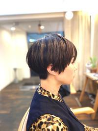 ボーイッシュママ。 - 吉祥寺hair SPIRITUSのブログ
