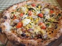 【田園のピッツェリア】ピッツァアモーレ仲田屋(pizza amore NAKADAYA)@広島県 世羅町 - SAMのLIFEキャンプブログ Doors , In & Out !