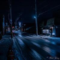blue night - SCENE