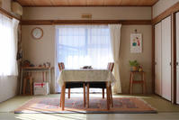家の中 全体の模様替え - お片付け☆totoのえる  - 茨城・つくば 整理収納アドバイザー