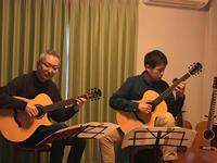 関東ツアー2日目 伊藤賢一ギター教室 - 線路マニアでアコースティックなギタリスト竹内いちろ@三重/四日市