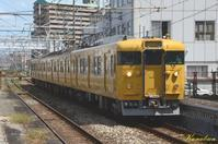 9/7黄色い電車 - ブログ和歌山の里山便り2