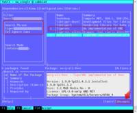 SUSE Linux 15 (openSUSE Leap 15)の vncserver,VNC接続をする。 - isLandcenter 非番中