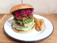 HELLO! NEW DAY Hamburger(西区西本町/大阪市) - avo-burgers ー アボバーガーズ ー