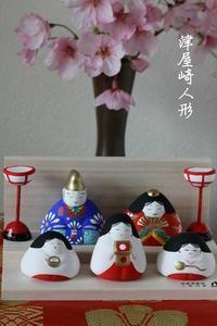 津屋崎人形のおひなさま - SUGAR & BUTTER