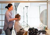 「手放す」こと~断捨離トレーナー・横山和美さんのビジネスポートレート撮影 - 【自由ヶ丘】カメラ初心者・女性限定の写真教室