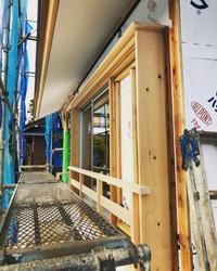 建具枠現場監理 - 【ワタシ流 暮らし方 】アトリエきらら一級建築士事務所