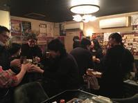 2月23日(日)その2:ハートフルコンサート打ち上げ - 吹奏楽酒場「宝島。」の日々
