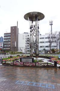 枚方市のニッペパーク岡東中央 - レトロな建物を訪ねて
