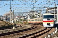レッドアロークラシック 所沢陸橋下にて - 東京鉄道写真局