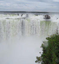 イグアスの滝ーアルゼンチン - フレンチ of バージニア