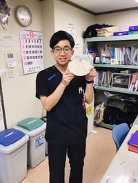 珍しいお土産いただきました☆ - 長崎大学病院 医療教育開発センター           医師育成キャリア支援室