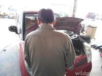 ニッサンモコ買取り査定中♫ヽ(゜∇゜ヽ) - ★豊田市の車屋さん★ワイルドグース日記