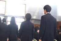 娘の高校卒業式 - C* 日和