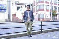 Bamboo Shoots《Cotton Switching Piping JKT》Style~ TKB~ - DAKOTAのオーナー日記「ノリログ」
