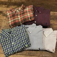 Ralph Lauren チェックシャツ - Clothing&Antiques NoT