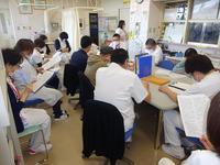 院内アルコール勉強会 - 新潟県柏崎市の精神科病院 【 関病院 】 です