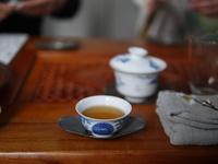 三人味を得る - お茶をどうぞ♪