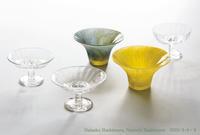 橋村大作・橋村野美知ガラス展 - うつわshizenブログ