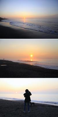 2020/03/03(TUE) 霞がかかる海辺です。 - SURF RESEARCH