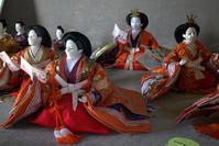 弥生三月お雛さん - 京都ときどき沖縄ところにより気まぐれ