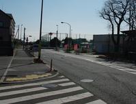 都市計画道路3・4・11東久留米市南町付近2020年2月 - ひのきよ