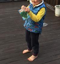 3月3日は金魚の日ϵ( 'Θ' )϶ - ソライロ刺繍