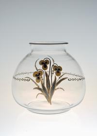 Baccarat G.Chevalier Black&Gold Vase - GALLERY GRACE ギャラリーグレース BLOG