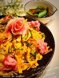 ひな祭り  チラシ寿司 - C* 日和