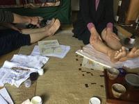 コロナウィルスも吹き飛ばそう〜 - 台湾式足もみ・ほどいて結ぶ・結~氣庵