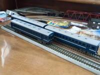 カツミ16番中型客車の電飾 量産化工事 5~7輌目 その1 - 新湘南電鐵 横濱工廠3