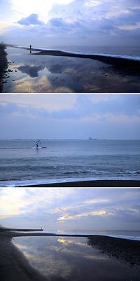 2020/03/05(THU) 今朝はウネリが割れるポイントありました。 - SURF RESEARCH