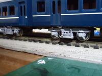 カツミ16番中型客車の電飾 量産化工事 5~7輌目 その2 - 新湘南電鐵 横濱工廠3