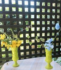 一輪でも、花がお家にあると、不思議と凛と咲く花の生命力に元気をもらえる時があります。 - Bouquets_ryoko