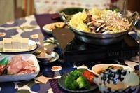 味噌ちゃんこ鍋と小つまみ! - ワタシの呑日記