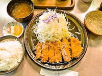 京都市 庶民的なトンカツ店 勝裕 - 転勤日記