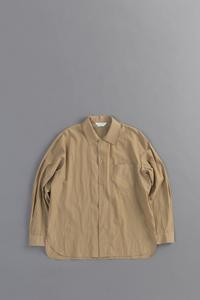 STILL BY HANDC/C Shirts (Beige) - un.regard.moderne
